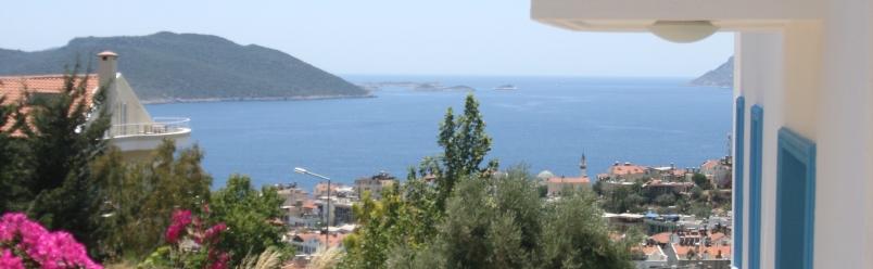 (English) Balcony Views